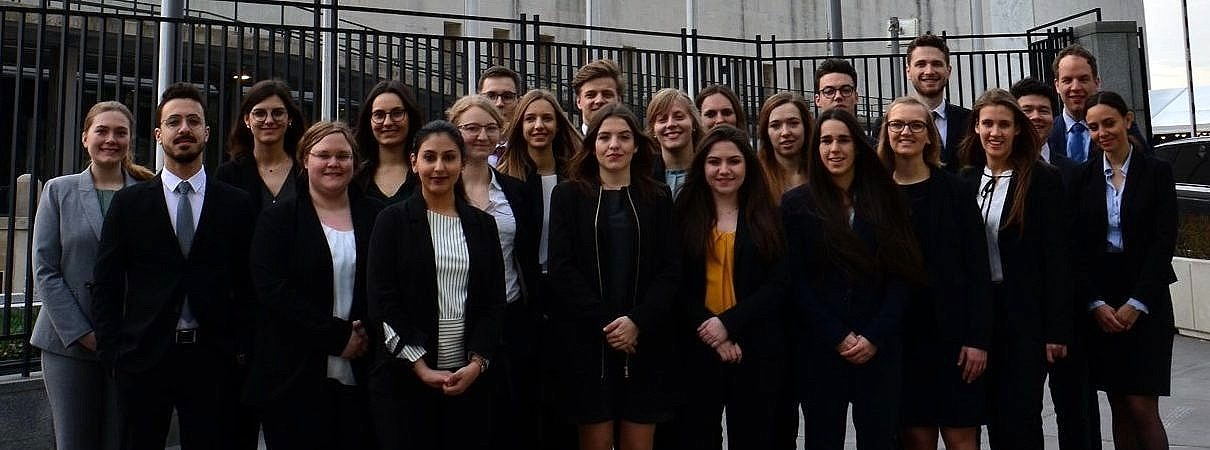 "Zum Artikel ""National Model United Nations 2019"""